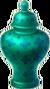 Malachite Vase Icon