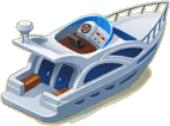 Pleasure Yacht