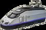 Maglev Train Icon