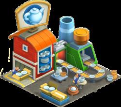 Kitchenware Factory