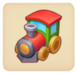 Senior Train Driver Icon