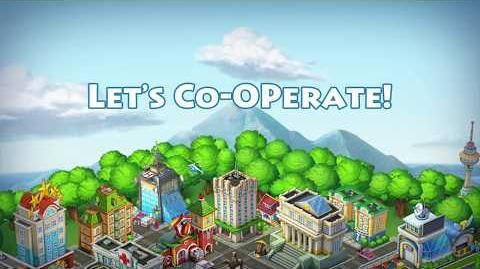 TOWNSHIP SERIES Let's CO-OPerate!
