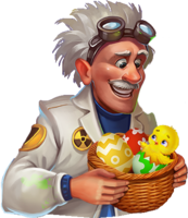 Easter Physicist