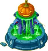 Ominous Fountain