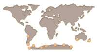 Penguin map