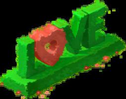 Valentine Hedge