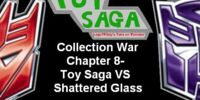 Toy Saga VS Shattered Glass