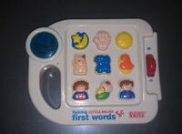 Little Smart First Words ABC