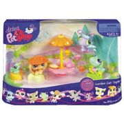 Littlest pet shop garden get together 40080