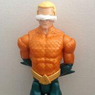 Aquaman Blindfolded Room