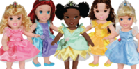 Toddler Disney Princesses