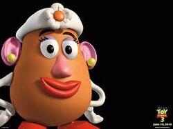 Mrs.potato head