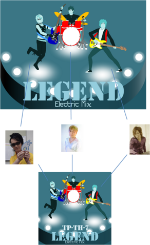 File:LEGEND (Electric Mix) BEMANI Artist Connection.png