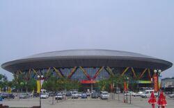 2008 Laoshan Velodrome