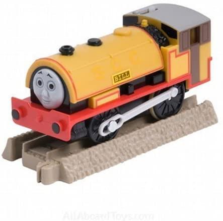 TrackmasterBillwithhalfstraighttrackpiece