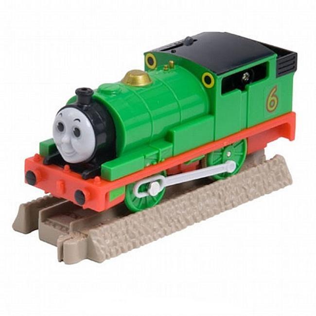 TrackMasterPercywithhalfstraighttrackpiece
