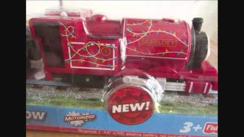 Skarloey's Puppet Show - New TrackMaster Greatest Moments set - 2011 - HD