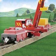 TrackmasterRocky