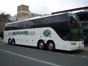 Quad axle coach-Canberra