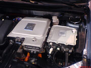 Byd duel mode engine