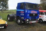 Foden 4300 tractor unit 1988 reg F445 XFL cummins at NMM - IMG 2843
