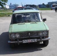 Lada in Tallin 2005