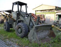 CCC military loader