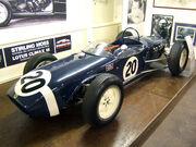 Lotus 18 Stirling Moss Monaco 1961