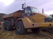 CATERPILLAR 740 2