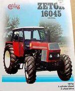 Zetor Crystal 16045 MFWD ad-1984