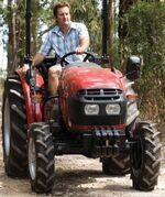 Case IH Maxxfarm 35 MFWD-2010