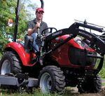 Case IH Maxxfarm 25 MFWD-2010