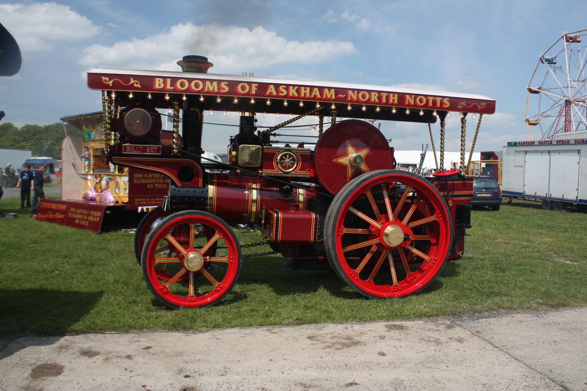 Aveling porter no 14070 tractor construction plant wiki fandom powered by wikia - Porter international wiki ...