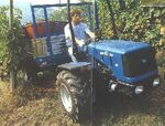 BCS Sycar 45 MFWD - 2001