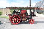 Burrell no. 3497 Showmans tractor - May Queen - AH 0150 at Beaulieu 2010 - IMG 6981