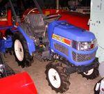 Iseki TM170 MFWD - 2006
