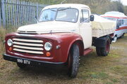 Commer light truck reg.999 BVT at NMM - IMG 2807