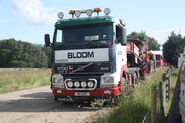Volvo FH12 - M2 AUT of Bloom Demolition with Nooteboom low loader - DP 09 IMG 8032