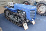 Zetor 2023 vineyard crawler at Malvern 09 - IMG 5588