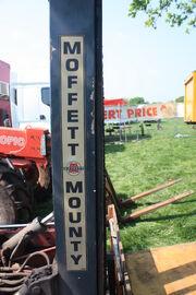 Moffett Mounty logo on mast - IMG 0170