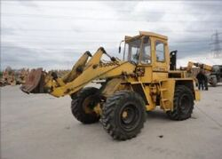 Bray PS5000C 4WD Loader