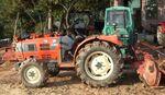 Daedong D380L MFWD - 2003
