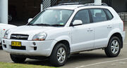 2008-2010 Hyundai Tucson City SX wagon 01