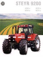 Steyr 9270 MFWD