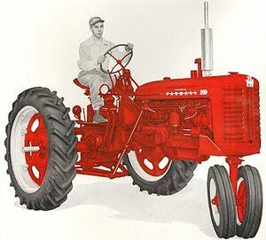 McCormick Farmall 200 1955