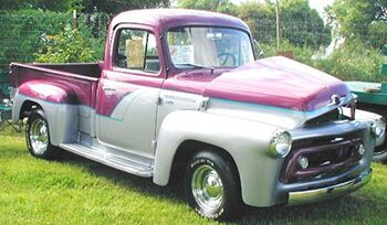 International 1956 S-100