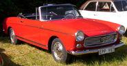 Peugeot 404 Cabriolet 1963 2