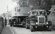 RH Neal crane transport