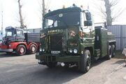Scammell 6x4 Ex army wrecker at Donington 09 - IMG 6100small