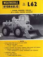 A 1970s Weatherill L62 4WD Loader